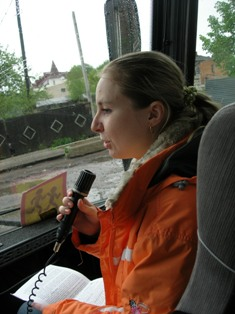 Экскурсовод А. Тихомирова